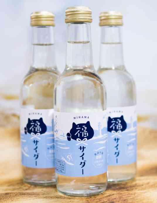 福サイダー(塩)<br>【24本入ケース販売】