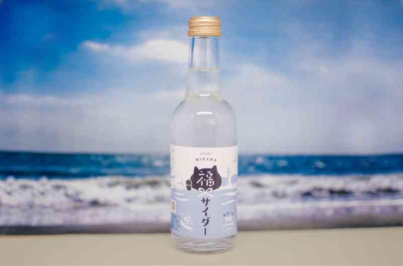 【サイダー】<br>美浜の味3本セットの画像